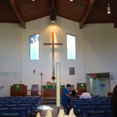 Photo taken at Peace Lutheran Church by Dawn W. on 11/19/2012