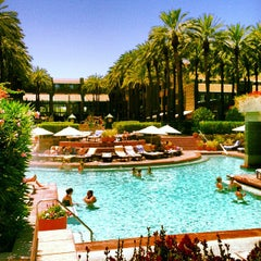 Photo taken at Hyatt Regency Scottsdale Resort and Spa at Gainey Ranch by Emily P. on 5/11/2013