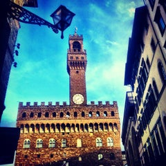 Photo taken at Piazza della Signoria by Antonio C. on 11/20/2012