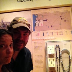 Photo taken at Museum Of Natural And Cultural History by Julie M. on 7/12/2014
