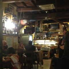 Photo taken at Osteria Zi' mberto by Alessandro C. on 6/19/2013