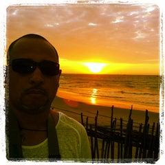Photo taken at Playa Vichayito by Marco I. on 12/30/2012
