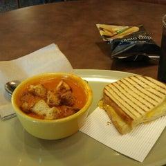 Photo taken at Panera Bread by Jennifer W. on 11/27/2012