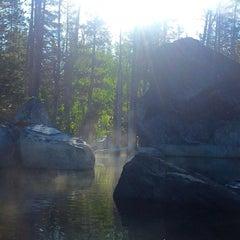 Photo taken at Caples Lake by Richard T. on 7/11/2015