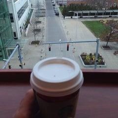Photo taken at Starbucks by Manu T. on 11/30/2014