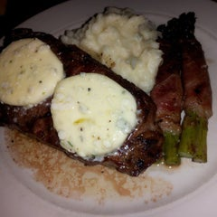 Photo taken at Caminito Steakhouse by Amy P. on 9/23/2013