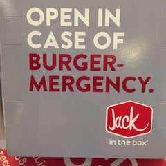 Photo taken at Jack in the Box by Julie S. on 7/28/2014