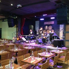 Photo taken at City Winery by Brett Y. on 3/23/2013