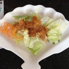 Photo taken at Twist Asian Fusion Hibachi & Bar by TJ D. on 10/12/2012
