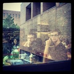 Photo taken at Brick City Café by Joe P. on 9/18/2012