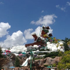 Photo taken at Disney's Blizzard Beach Water Park by Albert A. on 7/9/2013