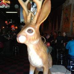 Photo taken at The Jackalope by HT G. on 3/11/2013