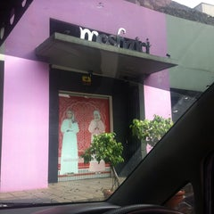 Photo taken at Moshaict - Moslem Fashion District Indonesia by Irvan e. on 3/28/2015