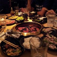 Photo taken at Gyu-Kaku Japanese BBQ by Derek D. on 1/23/2013