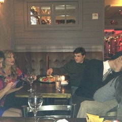 Photo taken at Social Bar, Grill & Lounge by Steph V. on 12/20/2012