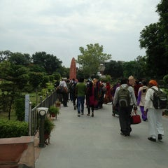 Photo taken at Jallianwala Bagh | जलियांवाला बाग by Manashree P. on 8/10/2013