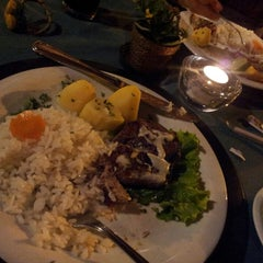 Photo taken at Restaurante Pucci by Gilberto B. on 5/19/2014