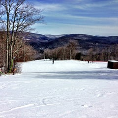 Photo taken at Belleayre Mountain Ski Center by Stanley T. on 2/17/2013