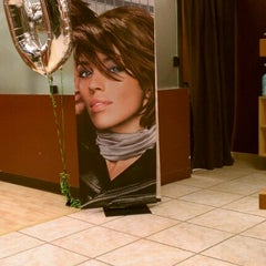 Photo taken at Amato Hair Design & Spa by Rebekah H. on 10/26/2012