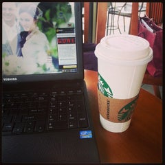 Photo taken at Starbucks by Chelsea W. on 5/21/2013