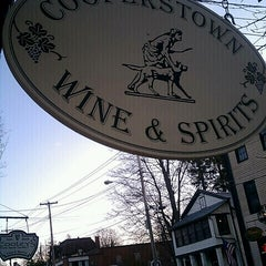 Photo taken at Cooperstown Wine and Spirits by michael s. on 4/20/2013
