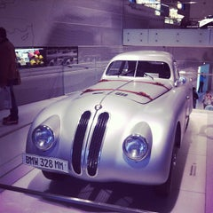 Photo taken at BMW Museum by Yelena J. on 4/30/2013