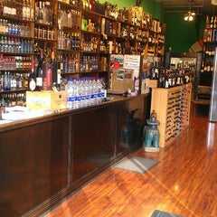 Photo taken at Adriatic Discount Wines & Liquors by Mike N. on 4/10/2013