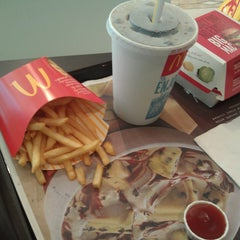Photo taken at McDonald's by Goliath T. on 2/20/2013