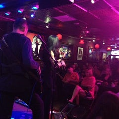 Photo taken at Blue Jean Blues Jazz Club by Valerie D. on 1/26/2013