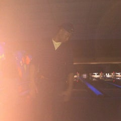 Photo taken at AMF All Star Lanes-Greensboro by Latrice M. on 11/10/2012