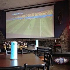 Photo taken at Halftime Sports Pub by Jon R. on 6/28/2014