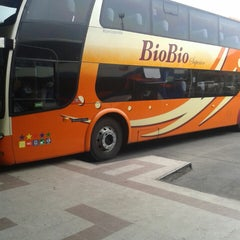 Photo taken at Terminal de Buses Collao by Rodrigo S. on 4/10/2013