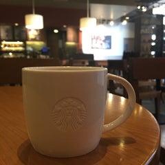 Photo taken at Starbucks Coffee 奈良西大寺駅前店 by Yoshikazu I. on 1/5/2016
