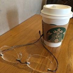 Photo taken at Starbucks Coffee 奈良西大寺駅前店 by Yoshikazu I. on 1/20/2016