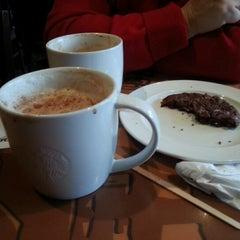 Photo taken at Starbucks by Nikos K. on 3/31/2013