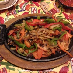 Photo taken at Los Toltecos by Nicole G. on 11/17/2012