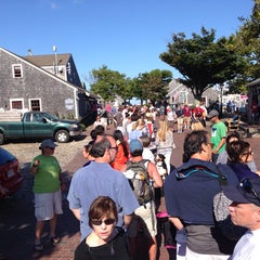 Photo taken at Hy-Line Cruises Ferry Dock (Nantucket) by Grant S. on 8/24/2014