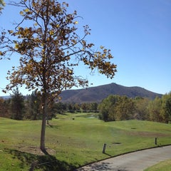 Photo taken at Eagle Crest Golf Course by Robin M. on 10/14/2012