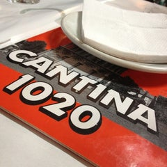 Photo taken at Cantina 1020 by Sandro G. on 10/14/2012