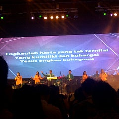 Photo taken at GBI PRJ - ICC by fitri m. on 3/31/2013