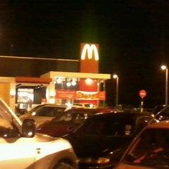 Photo taken at McDonald's & McCafé by Khairul K. on 3/3/2013