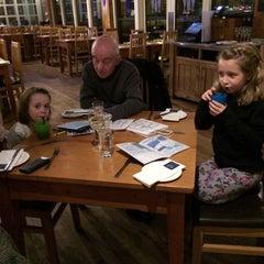 Photo taken at Loch Fyne Restaurant by Christine M. on 2/8/2016