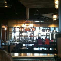 Photo taken at Destihl Restaurant & Brew Works by Mary Kate D. on 1/12/2013