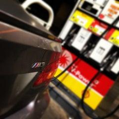 Photo taken at Shell by onezerohero on 1/11/2014