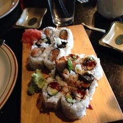 Photo taken at Hibachi of Valley Forge by Christopher B. on 7/11/2014