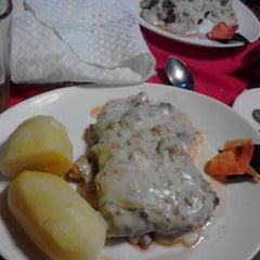"Photo taken at Restaurant ""Donde el Gordito"" by Christian M. on 2/2/2015"