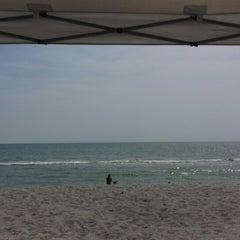 Photo taken at Turner Beach by John B. on 7/20/2014