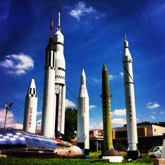 Photo taken at U.S. Space and Rocket Center by Martin E. on 7/26/2013