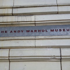 Photo taken at Andy Warhol Museum by 종석 김. on 11/21/2012