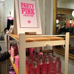 Photo taken at Victoria's Secret PINK by Tina L. on 1/6/2013